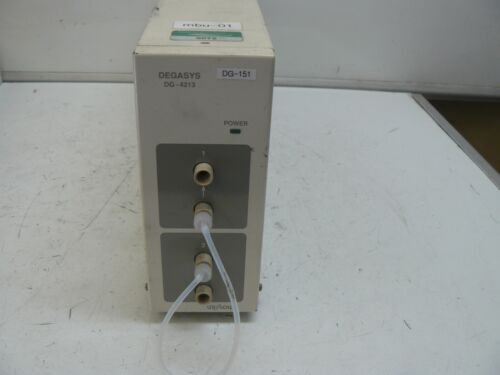 Uniflows DEGASYS DG-4213 Degassing Apparatus