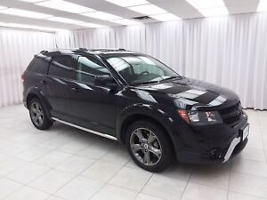 2018 Dodge Journey CROSSROAD AWD 7PASS SUV w/ BLUETOOTH, HEATED