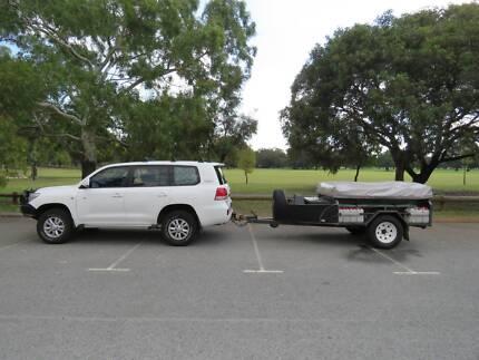 Outback Camper Getabout