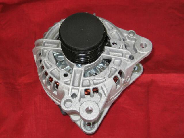 VW GOLF MK5 2.0 TD TDI BKD BRAND NEW 150 AMP ALTERNATOR 2004 TO 2009