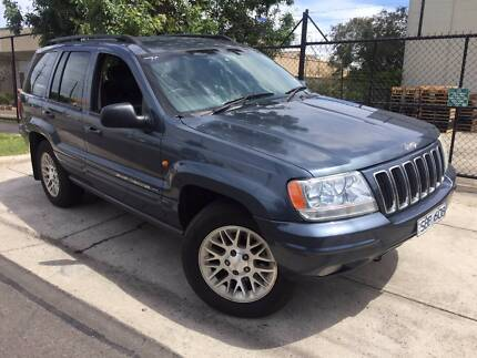 2003 Jeep Grand Cherokee Wagon REGO AND RWC INCL