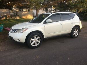 2004 Nissan Murano AS IS