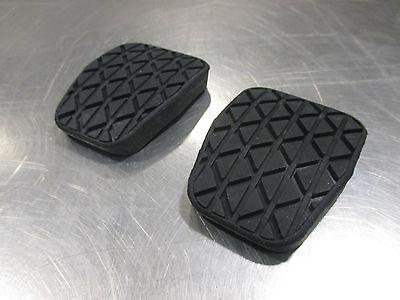 Mazda 3, 5, RX-8 & MX-5 Miata New OEM black rubber brake or clutch pedal pad set