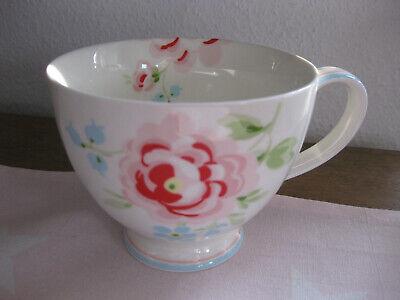 Greengate Meryl white Teacup, Teetasse, neu  *z*