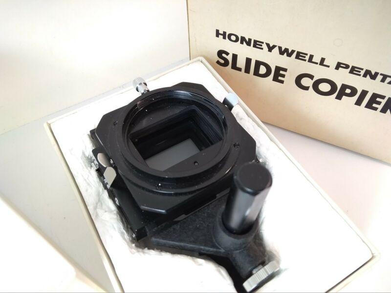 Honeywell Pentax Slide Copier Vintage