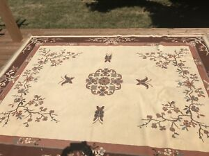 very beautiful  and clear rug only $99