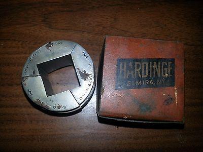Hardinge S-20 1-18 Square Collet Pad Set Smooth