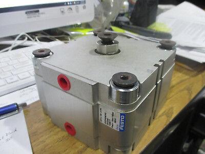 Festo Compact Pneumatic Air Cylinder Advu-100-10-pa 100mm Bore X 10 Mm Stroke