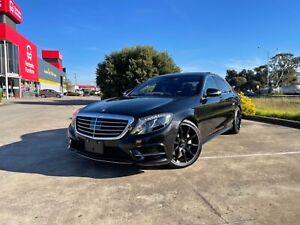 2014 Mercedes Benz S-Class S400 Hybrid AMG Package Black Sedan  Thomastown Whittlesea Area Preview