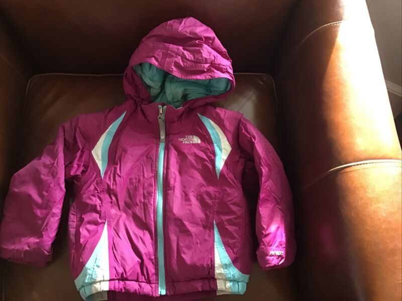 the north face jacket Girls 3T