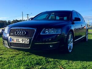 2005 AUDI A6 3.2 FSI QUATTRO AVANT Luxury Sports Wagon Long Rego