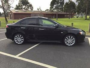 2010 Mitsubishi Lancer Aspire Luxury Auto with Sunroof Dandenong Greater Dandenong Preview