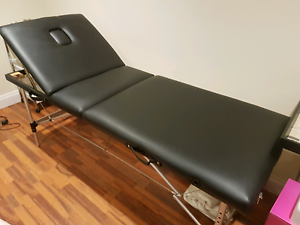 Foldable massage and waxing table Delahey Brimbank Area Preview