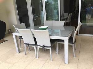 Outdoor Dining Setting - Table + 6 Chairs Prospect Prospect Area Preview