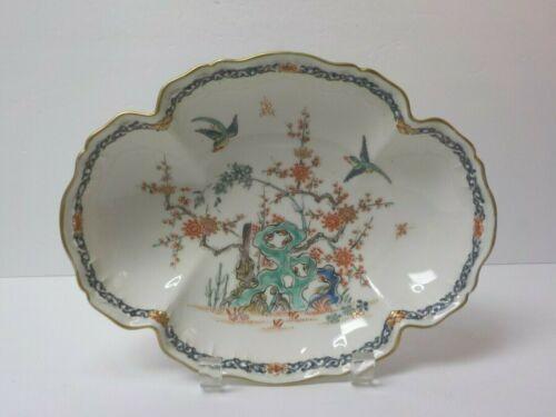 "Chantilly France 18th C. KAKIOMEN Style 10"" Porcelain Serving Bowl"