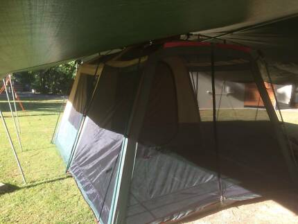 Tent 8 person Family Tent Spinifex. Great Condition & spinifex tents in Queensland | Sport u0026 Fitness | Gumtree Australia ...