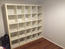 Ikea 5×5 EXPEDIT / Kallax Bookcase Shelving Unit Cube Display Bexley Rockdale Area Preview
