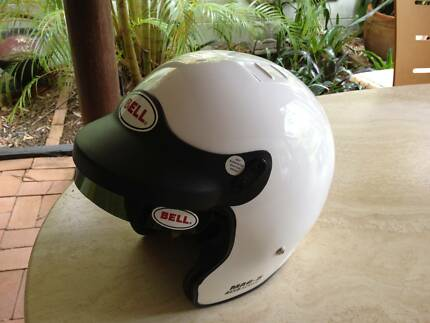 Bell Mag 5 Kevlar racing helmet -- Size 58