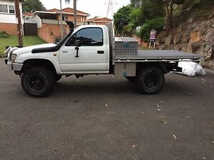 1998 Toyota hilux 4x4 Padstow Heights Bankstown Area Preview