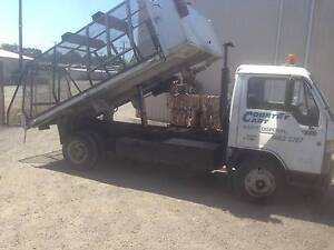Ford Tipper with bin lifter and cage Leongatha South Gippsland Preview