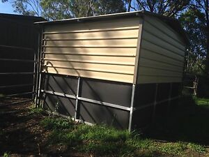 Portable stable and yards Toowoomba Toowoomba City Preview