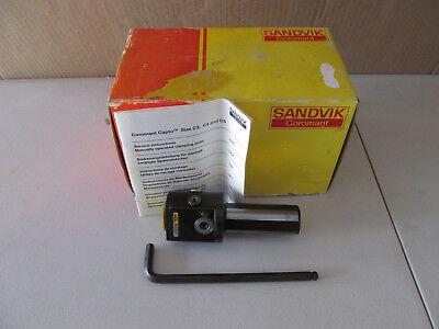 Sandvik Coromant Capto C3-rc2035-00060-20 Straight Shank Manual Clamping Unit