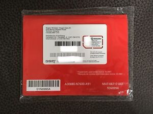Rogers SIM Card (New and Sealed)