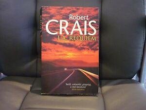 Details about robert crais thriller l a requiem large p b pick