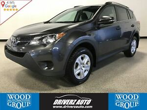 2013 Toyota RAV4 LE AWD, REARVIEW CAMERA, REMOTE START
