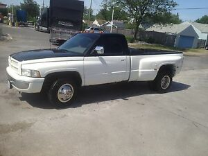 '95 dodge 3500 gas dually