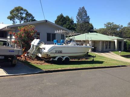 Half share recreational boat Manly Brisbane Qld. Manly West Brisbane South East Preview