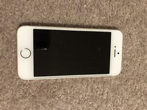 iPhone 5s 16gb gold with otter box case