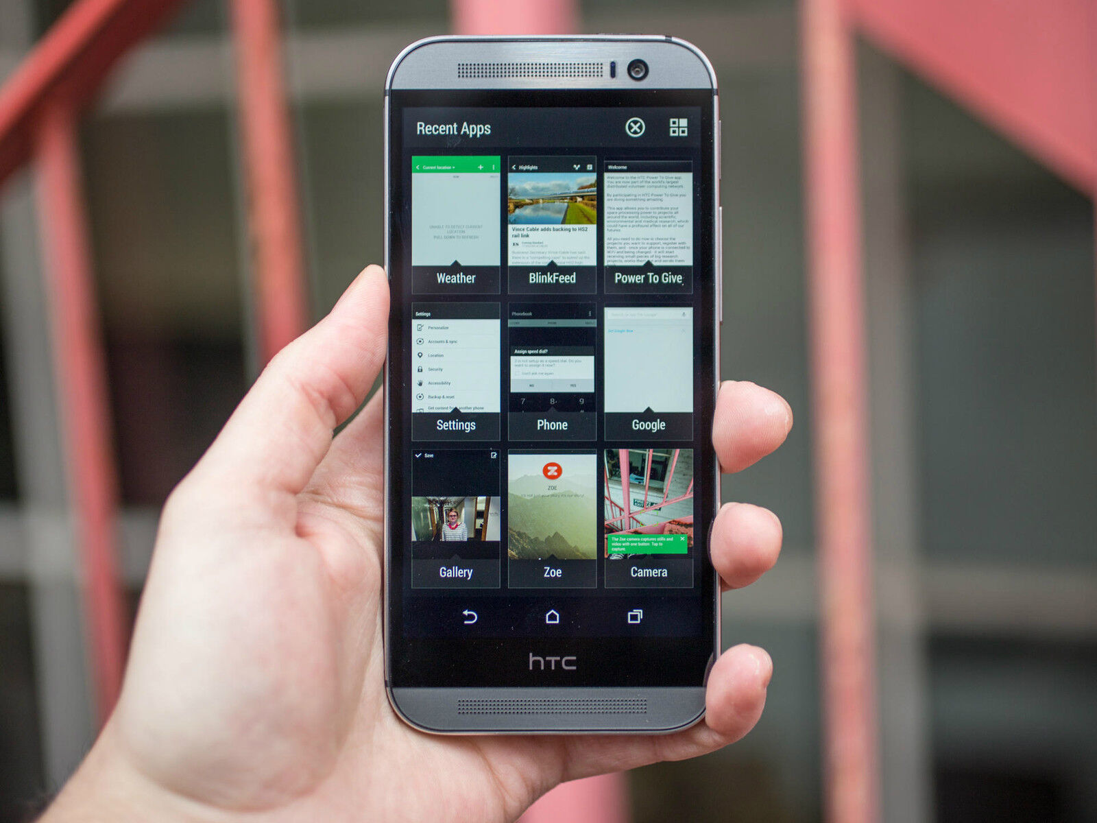 How To Print From An Htc One