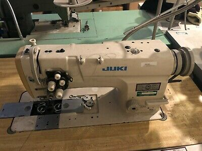 Juki Lh3178 Industrial Double Needle Sewing Machine - Used