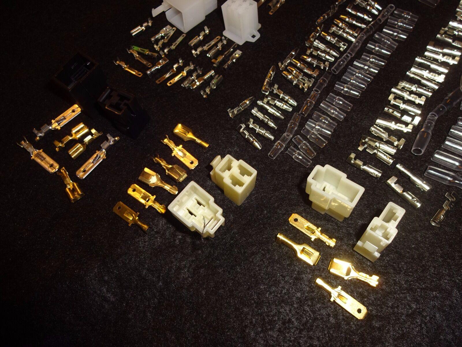 2 of 6 suzuki ts 125 x tsx full wiring harness loom electrical fix kit