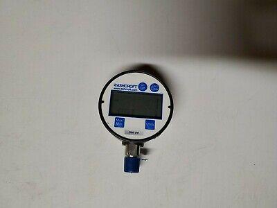 Ashcroft 300 Psi Digital Pressure Gauge