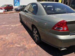 2004 Holden Commodore VY Auto