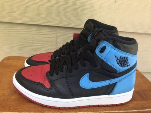 Nike Air Jordan 1 Retro High OG NC To Chicago Women's CD0461-046 Size 8.5