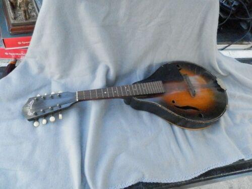 Vintage Strad-O-Lin 8 String Mandolin Parts/Restore
