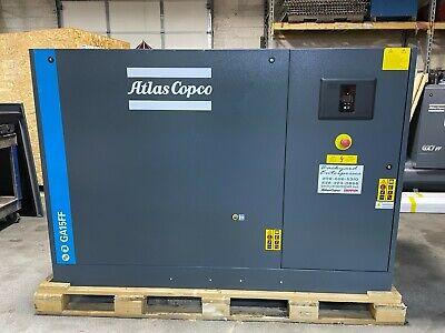 Ga15ff Atlas Copco 20 Hp Rotary Screw Air Compressor