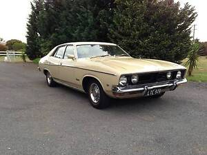 1973 XB FORD FAIRMONT Bell Post Hill Geelong City Preview