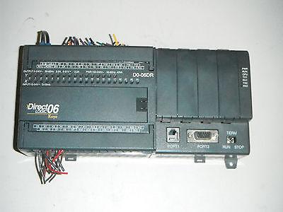 Direct Logic D0-06dr Plc 0094
