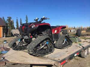2013 Yamaha Grizzly 700 special edition