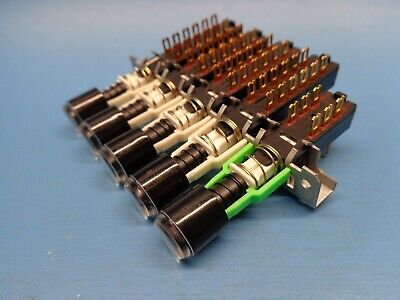 1 E-switch Pushbutton 5 Switch Module 4 X 4pdt 1 Dpdt Ta Series Read First