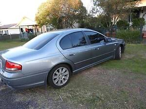 2005 Ford Fairmont Ghia Sedan Kurri Kurri Cessnock Area Preview