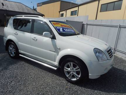 2010 Ssangyong Rexton II SUV diesel turbo 7 seater 4wd Hampstead Gardens Port Adelaide Area Preview