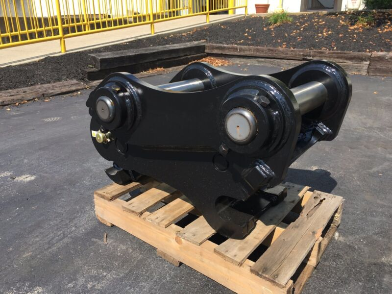 New Hydraulic Quick Coupler For Case Cx160