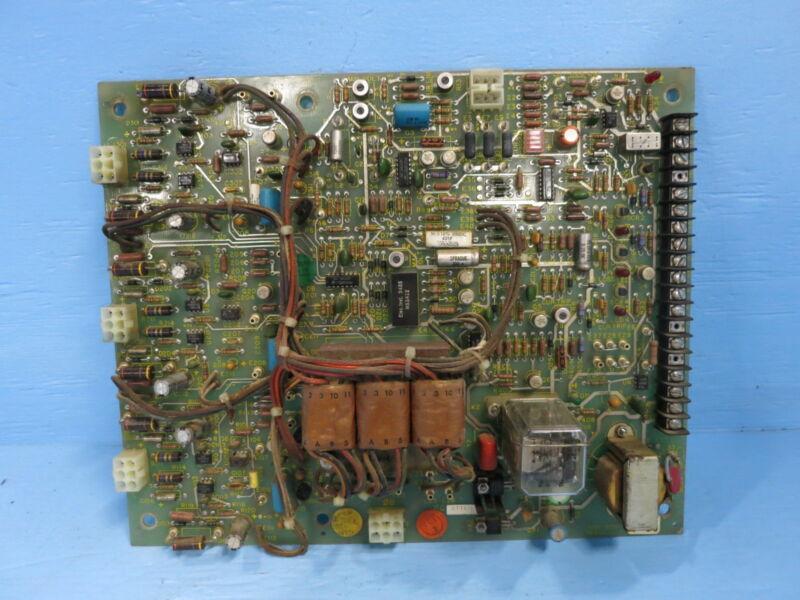Westinghouse 9032-236 Soft Starter Control Board Vectrol 061-604 MFR-PCPR