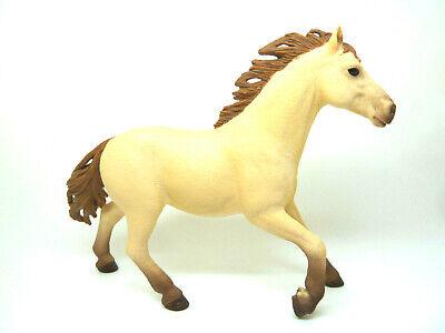 Nuevo 1-5-5) Schleich Mustang Semental Caballo Schleich Animales Sonderbemalung segunda mano  Embacar hacia Spain