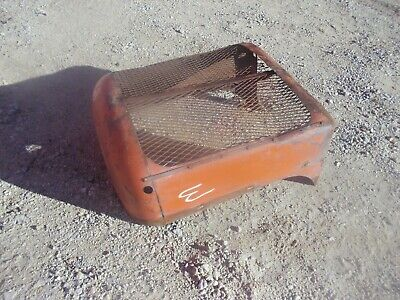 Allis Chalmers Ac Styled Wc Wd Tractor Original Front Nose Cone Grill Wd